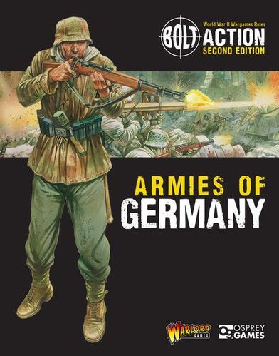 Armies of Germany 2nd Edition (Englisch)