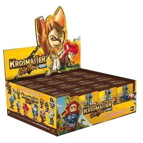 Krosmaster Blindbox Display Serie 3 (12 Booster)