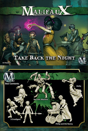 Take Back the Night - Molly Crew