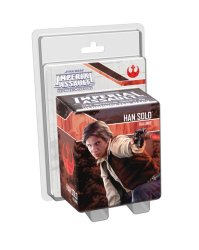 Imperial Assault - Han Solo