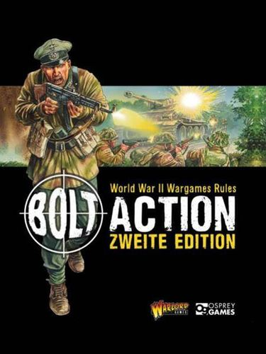 Bolt Action 2te Edition