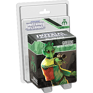 Imperial Assault - Greedo