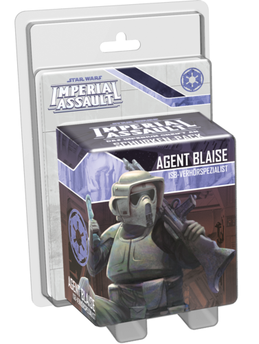 Imperial Assault - Agent Blaise