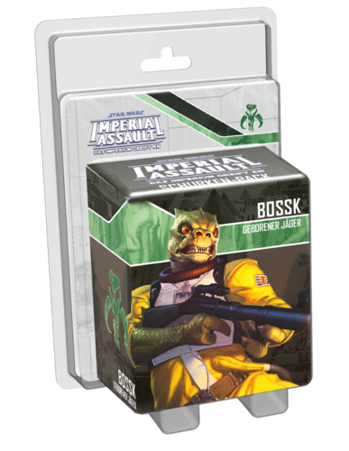 Imperial Assault - Bossk