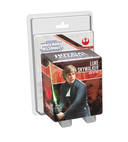Imperial Assault - Luke Skywalker, Jedi Ritter