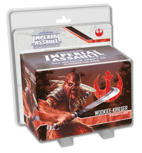 Imperial Assault - Wookie-Krieger