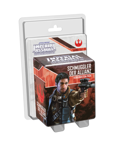 Imperial Assault - Schmuggler der Allianz