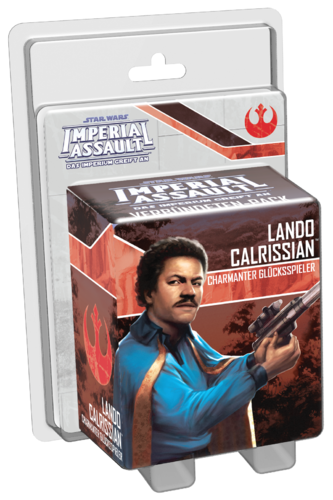 Imperial Assault - Lando Calrissian