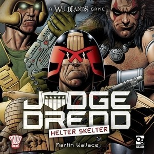 Judge Dredd: Helter Skelter [Englisch]