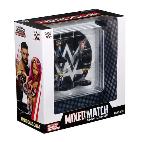 Mixed Match Challenge WWE Ring 2-Player Starter Set