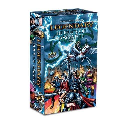 Legendary: Heroes of Asgard [Englisch]