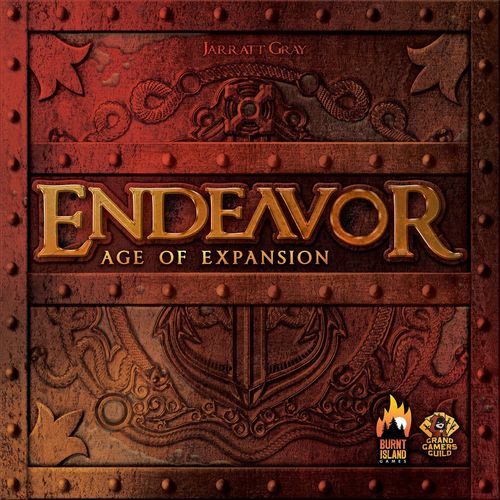 Endeavor - Age of Expansion [Englisch]
