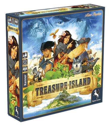 Treasure Island [Deutsch]
