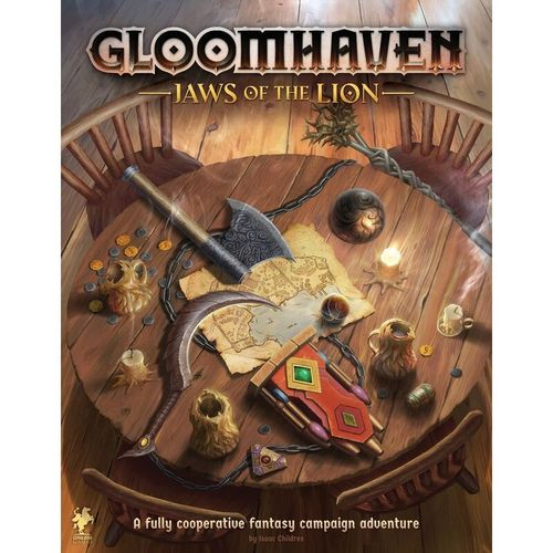 Gloomhaven: Jaws of the Lion [Englisch]