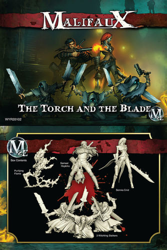 The Torch and the Blade - Sonnia Criid Crew Box