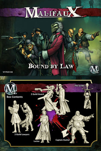 Bound by Law - Lucius Crew