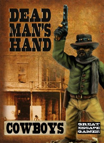 Dead Man's Hand Gang: Cowboys
