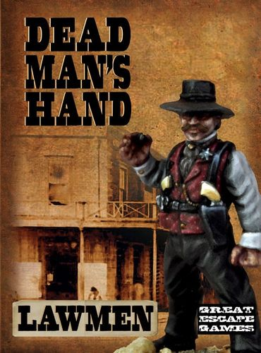 Dead Man's Hand Gang: Lawmen