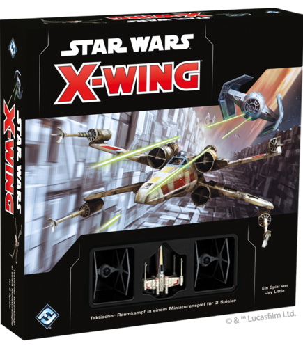 X-Wing 2. Edition Grundspiel