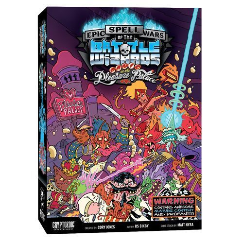Epic Spell Wars: Panic at the Pleasure Palace [Englisch]