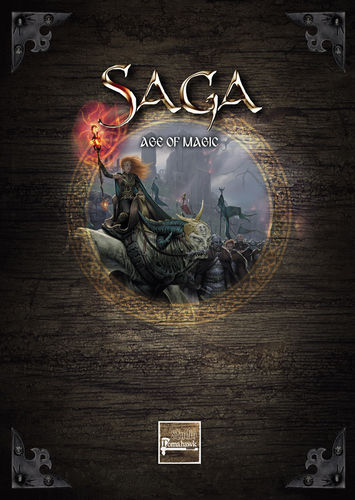 SAGA Age of Magic [Englisch]