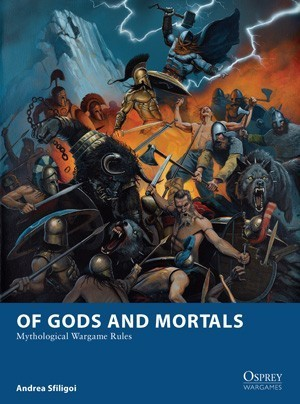 Of Gods and Mortals [Englisch]