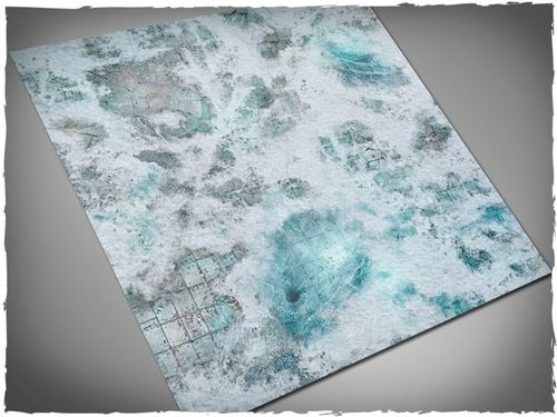 Game Mat - Frostgrave 3x3 Fuß