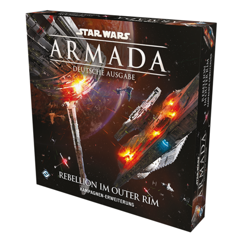 Star Wars Armada: Rebellion im Outer Rim