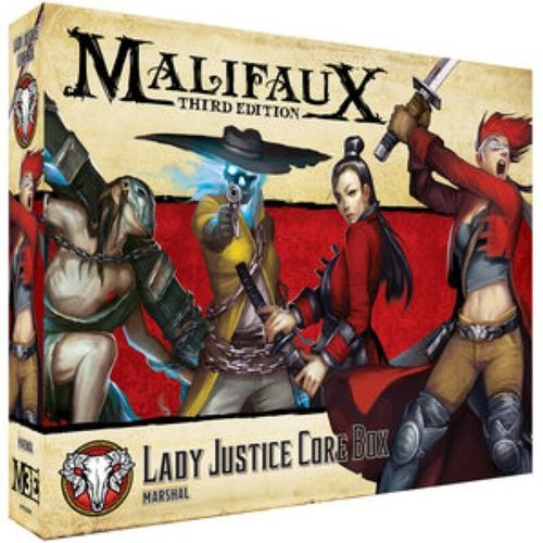 Lady Justice Crew Box 3rd Ed.