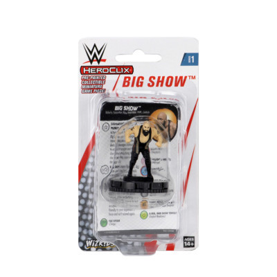 Big Show Expansion Pack