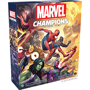 Marvel Champions: The Card Game [Englisch]