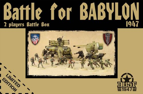 Battle For Babylon 2 Spieler Starter Set
