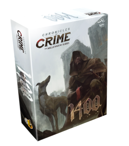 Chronicles of Crime: 1400 [Englisch]