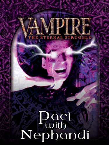 Vampire: The Eternal Struggle TCG - Pact with Nephandi [Englisch]