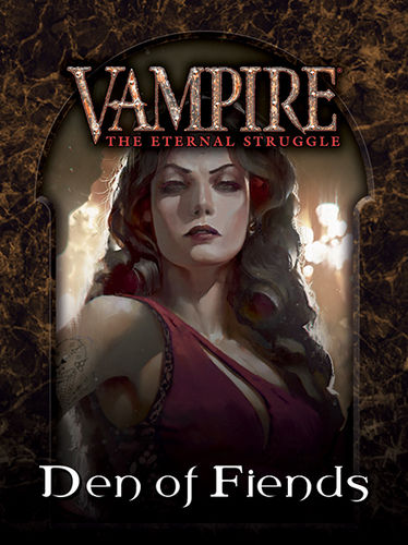 Vampire: The Eternal Struggle TCG - Den of Fiends [Englisch]