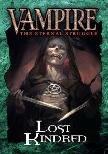 Vampire: The Eternal Struggle TCG - Lost Kindred [Englisch]