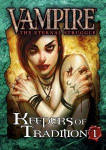 Vampire: The Eternal Struggle TCG - Keepers of Tradition reprint bundle 1 [Englisch]