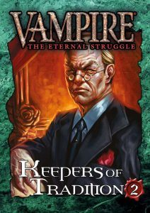 Vampire: The Eternal Struggle TCG - Keepers of Tradition reprint bundle 2 [Englisch]