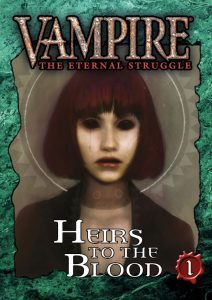 Vampire: The Eternal Struggle TCG - Heirs to the Blood reprint bundle 1 [Englisch]