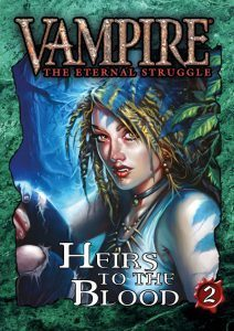 Vampire: The Eternal Struggle TCG - Heirs to the Blood reprint bundle 2 [Englisch]