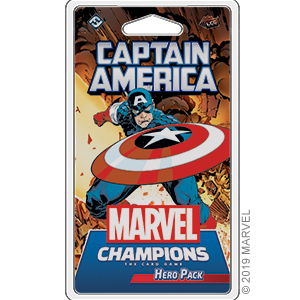 Marvel Champions: Captain America [Englisch]