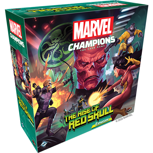Marvel Champions: The Rise of Red Skull [Englisch]