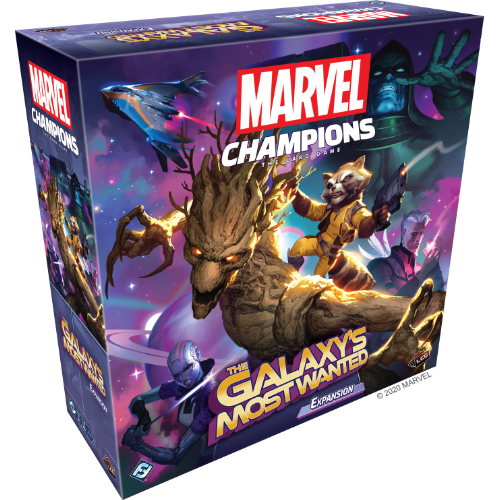Marvel Champions: The Galaxies most Wanted [Englisch]