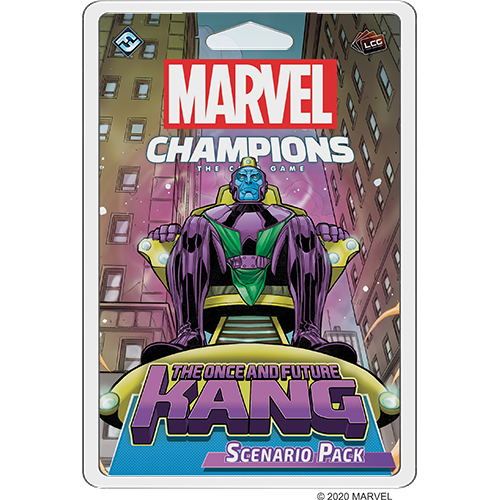 Marvel Champions: The Once and Future Kang [Englisch]