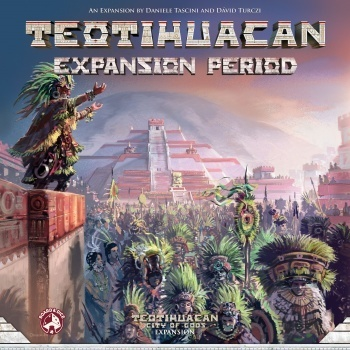 Teotihuacan: The Expansion Period [Englisch]